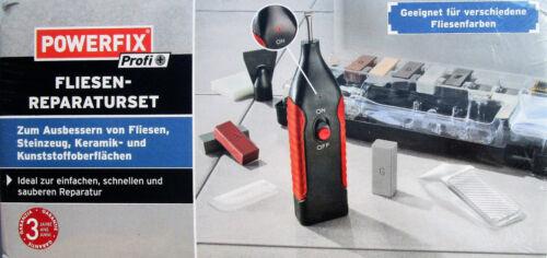 Laminat Parkett Fliesen Keramik Steinzeug Kunststoff Reparaturset Reparatur Set