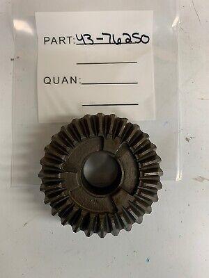 New Mercury Mercruiser Quicksilver Oem Part # 43-813695T Gear-Reverse