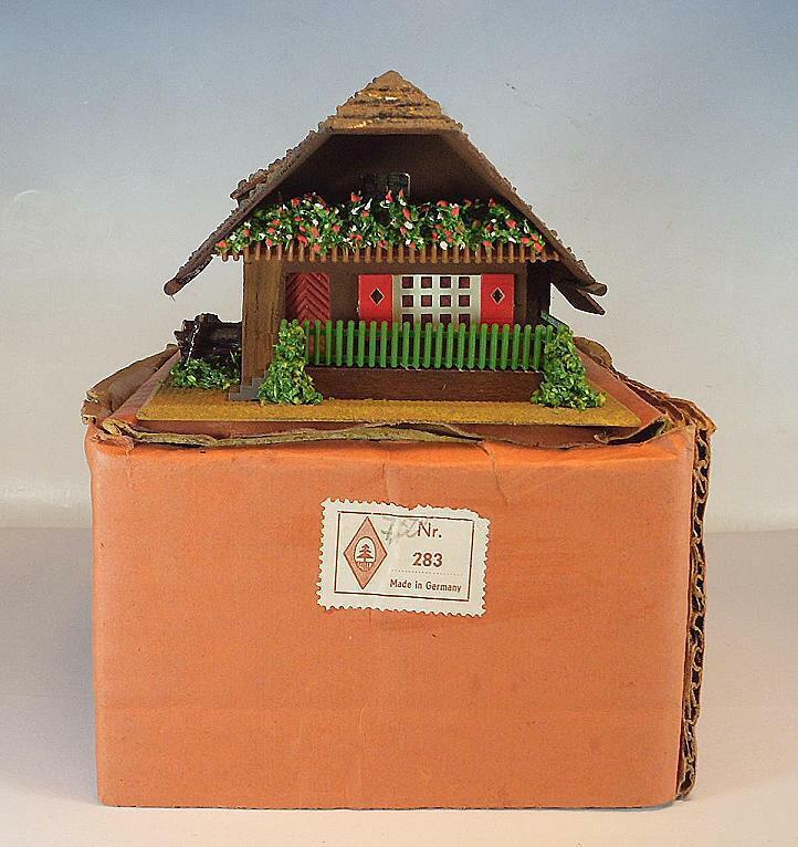 Faller H0 Nr.283 Nr.283 Nr.283 Schwarzwald-Haus neuwertig aus den 60er Jahren in O-Box  65    Konzentrieren Sie sich auf das Babyleben  75c097