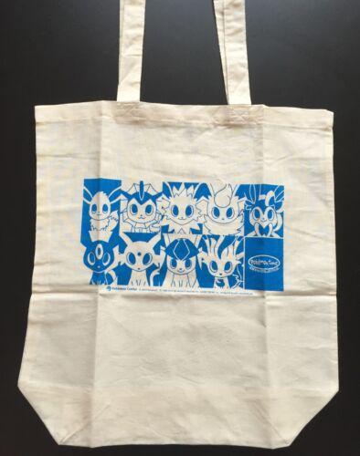♦Pokémon♦ Sac Tote Bag Evoli//Eevee//Eievui Collection Exclusive Pokemon Center