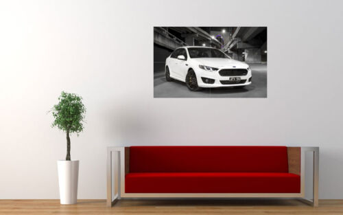 "2016 FORD FALCON XR6 TURBO SPRINT ART PRINT POSTER PICTURE WALL 33.1/""x20.7/"""