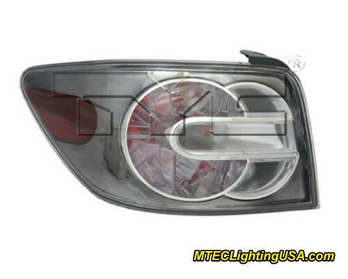 Details about  /TYC Left Side Tail Light Lamp Assembly for Mazda CX-7 2010-2012 Models
