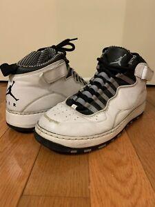 Air Jordan Fusion AJF 10 Steel Size 12