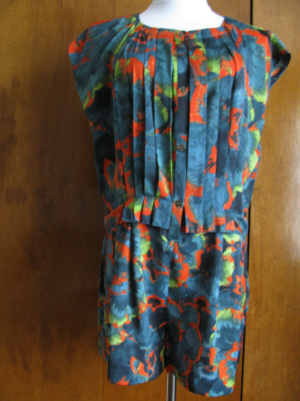 Rachel Roy women's mufti-color summer jumpsuit size 4, 6, 12 NWT