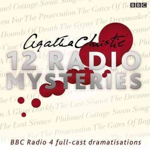 1 of 1 - Agatha Christie: Twelve BBC Radio 4 Dramatisations: 6 CD AUDIO BOOK NEW SEALED
