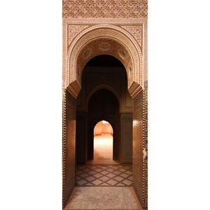 Image is loading Wallpaper-door-Palace-oriental-99  sc 1 st  eBay & Wallpaper door Palace oriental 99 | eBay