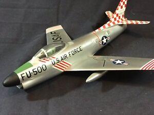 Vintage-1-48-F-86D-Sabre-Model-Craftsman-Built-and-Detailed