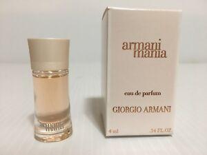 Armani Mania Giorgio Armani Mini Perfume For Women Edp Splash 014