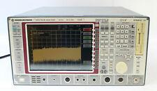 Rohde Amp Schwarz Fsem30 20hz 265ghz Spectrum Analyzer 1079850030 Opt B4 B5