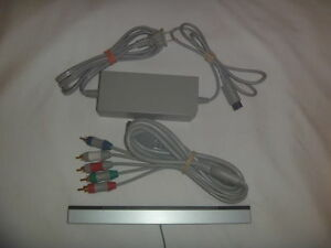 Image Is Loading Official Nintendo Wii Supply Ac Adapter Sensor