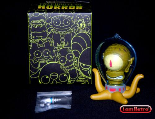 The Simpsons Treehouse of Horrors Vinyl Mini Figure Kidrobot Kodos Alien