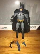 BATMAN DC Collectibles Arkham City 4 Pack LOOSE Action Figure With Accessories