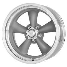 22x9 American Racing Vn215 Torq Thrust Ii 1pc Mag Gray Wheel 5x55 15mm