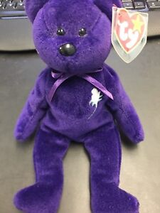 53a698bf1db Image is loading PRINCESS-DIANA-TY-Beanie-Baby-NO-SPACE-IN-