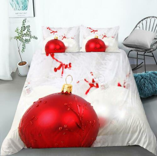 show original title Details about  /3D Pearls Pattern C221 Christmas Quilt Bed Cover Christmas Bed Zoe