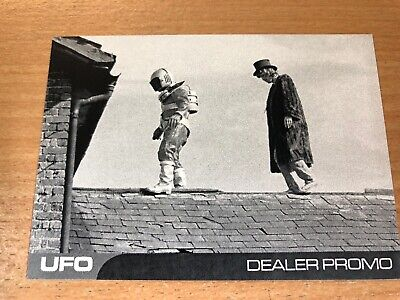 Thunderbirds Series 2 Exclusive Dealer Promo Card MB1 /& MB2