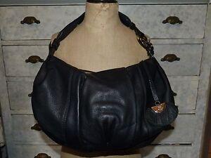 Beautiful Sac Excellent en cuir Modᄄᄄle noir Ddd Casual ᄄᆭtat Lancel gY7ybf6v