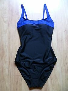 eadda6aadb Details about Women's M&S Collection One Piece Secret Slimming Top Panel  Swimsuit Size 10 NEW