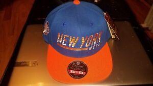 c215c4126c90f 90 s New York Mets Vintage New Era MLB SnapBack Hat Cap