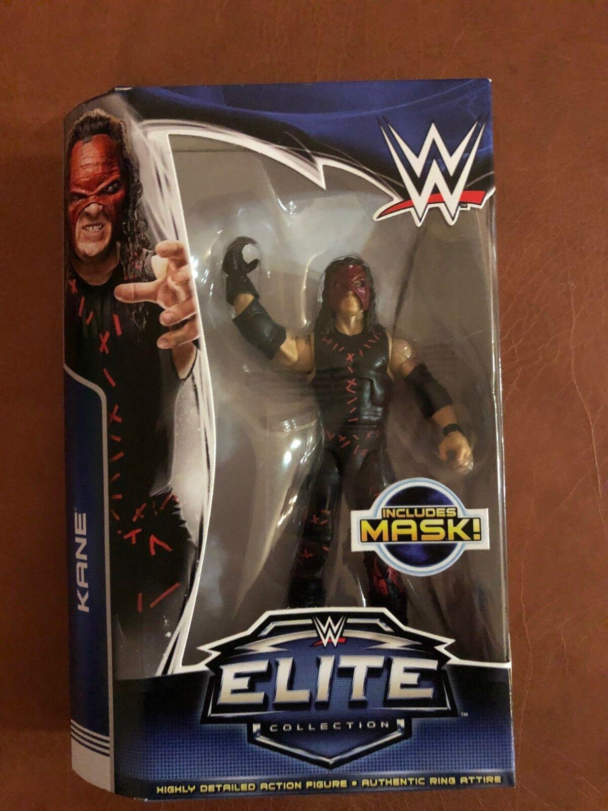 WWE ELITE COLLECTION KANE SERIES 31 FIGURE MATTEL NEW SEALED