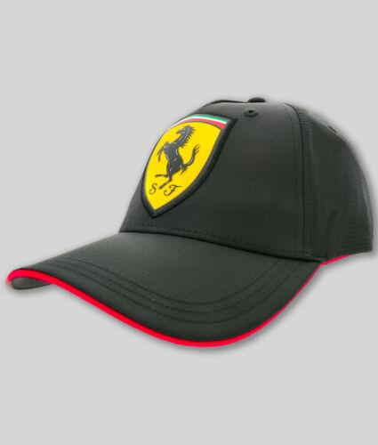 SCUDERIA FERRARI CARBON ADULT CAP