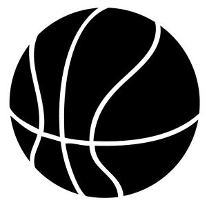 Basketball-Vinyl-Sticker-Decal-Sports-Choose-Size-amp-Color