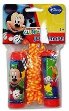 DISNEY MICKEY MOUSE+DONALD DUCK 7 FOOT JUMP ROPE JUMPING ROPE-BRAND NEW!