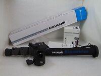 Cullmann 550 Magnesit Monopod Plus Ball Head Cb7.3 Cx440 With Qrc System