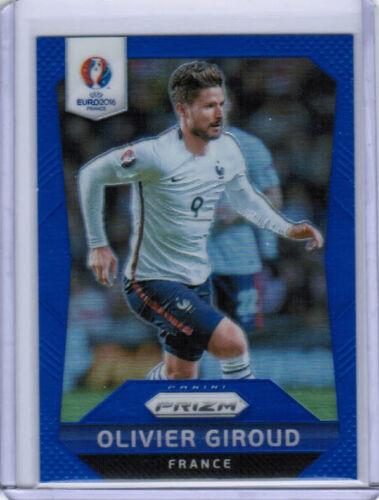 U-Pick From List #1-250 2016 PANINI PRIZM UEFA EURO SOCCER BLUE PRIZM CARDS