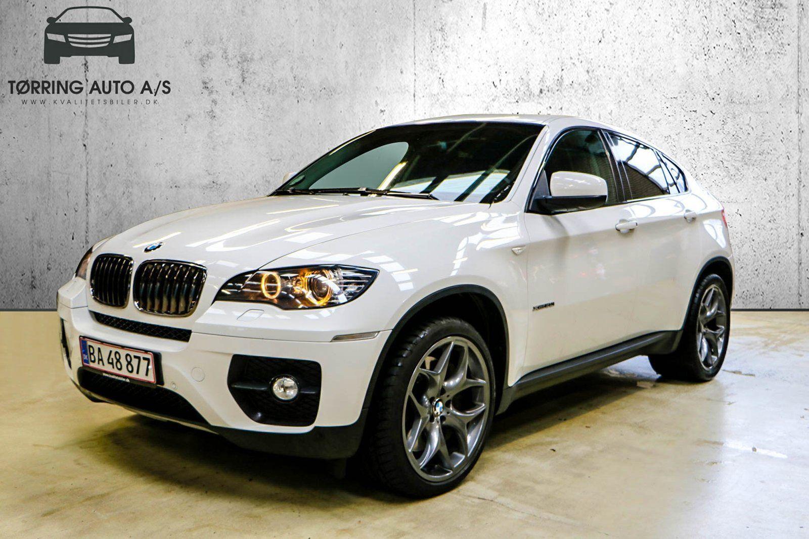 BMW X6 4,4 xDrive50i aut. 5d - 499.900 kr.