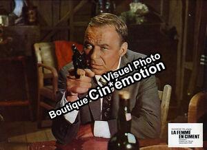17-Photos-23x30cm-1968-LA-FEMME-EN-CIMENT-Frank-Sinatra-Raquel-Welch-BE