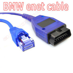 Details about ENET Interface Cable Coding F-Series OBD2 Diagnostic Cable  for BMW
