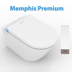 Mewatec Marques Douche-wc Complet Installation Memphis Premium Wandhängend Prix-mise-afficher Le Titre D'origine Qvhiorwm-07161653-210805876