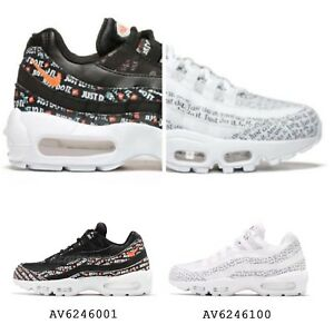 Nike Air Max 95 SE Mens BlackWhiteTotal Orange Outlet UK