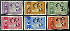 LUXEMBOURG timbres/Stamps Yvert et Tellier n°465 à 470 n** (cyn8)