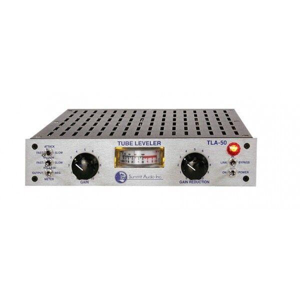 SUMMIT AUDIO TLA-50 - Tube Leveler   Compressor