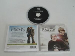 WAYS-TO-LIVE-FOREVER-SOUNDTRACK-CESAR-BENITO-MMS-11013-CD-ALBUM