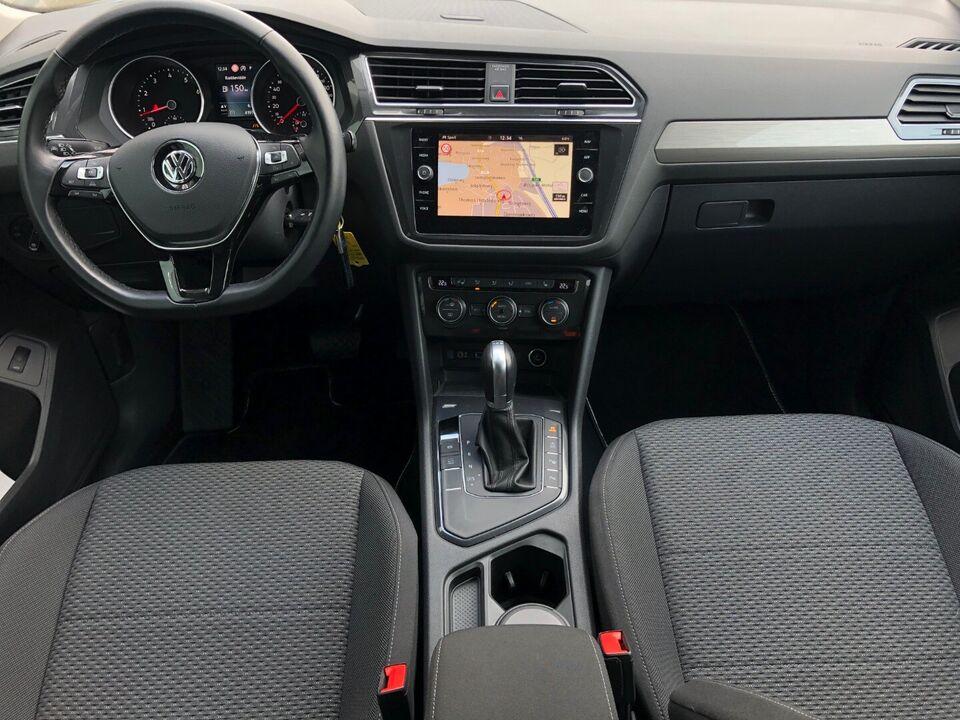 VW Tiguan Allspace 1,4 TSi 150 Comfortline DSG Benzin aut.