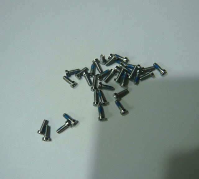 Full Complete Screws Washer Repair Set Kit Replacement Part for iPhone 3G / 3GS