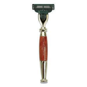 Edwin-Jagger-Briarwood-Shaving-Razor-with-Compatible-Gillette-Mach3-Head-R213