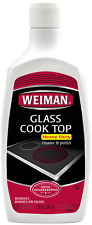 Weiman Glass Cook Top Cleaner Polish, 20 oz