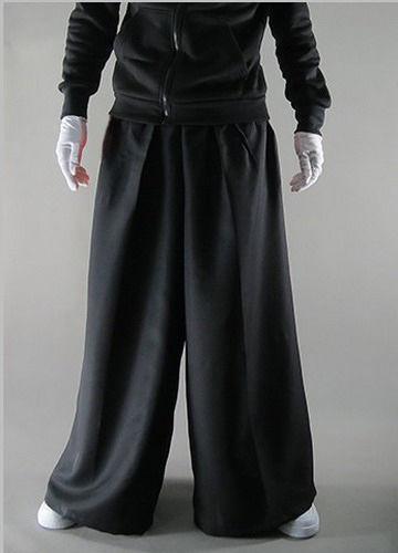 Mens Melbourne Shuffle Dance Wear Pants Casual Trousers Loose Black Unisex S-XXL