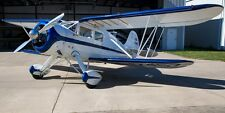 1937 WACO YKS-7 Fixed Wing Single Engine Biplane