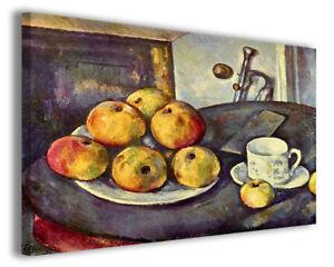 Quadri famosi moderni Paul Cezanne vol I stampa su tela canvas ...