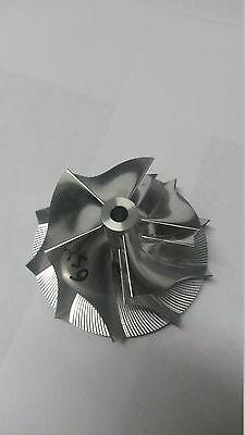 Turbo Lab of America: 25G Billet Wheel Compressor Wheel 5 Blade Forward Rotation