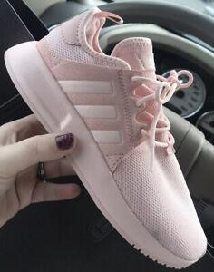 Girls Adidas Athletic Tennis Shoes