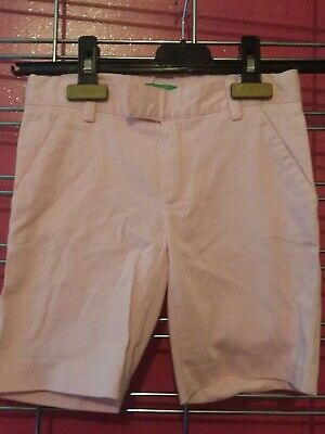 Benetton Superbe Short Fille T 4 Ans Excellent Etat