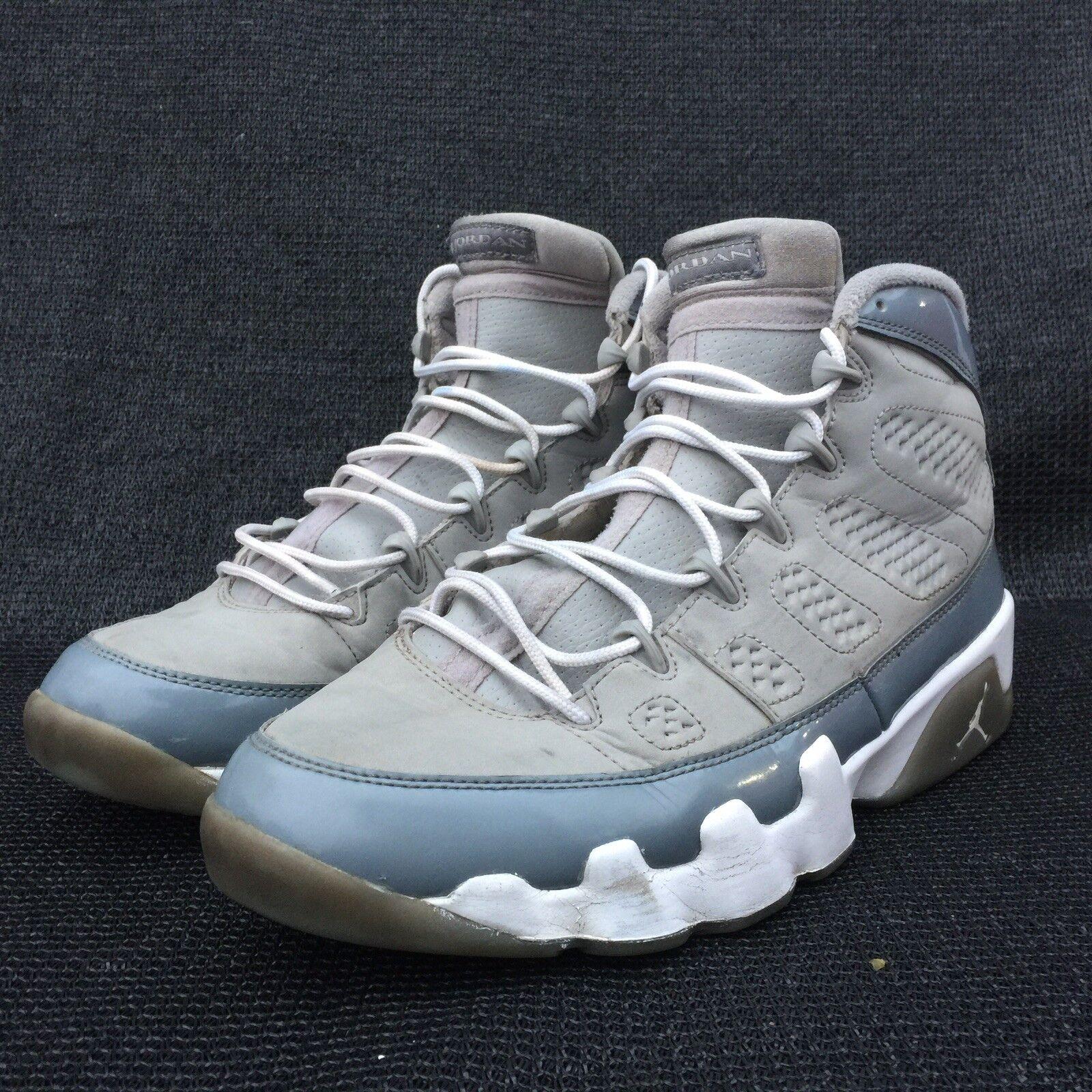 Men's Air Jordan Retro 9 XIV Cool Grey Size 9 302370 015