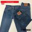 Vintage-Levis-Levi-501-Herren-Klasse-A-Jeans-w30-w32-w34-w36-w38-w40-Levi-039-s-Denim Indexbild 13