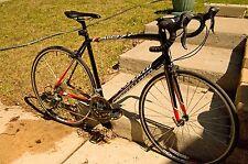 Specialized Allez 2015 Black/Red/White 58cm Road Bike